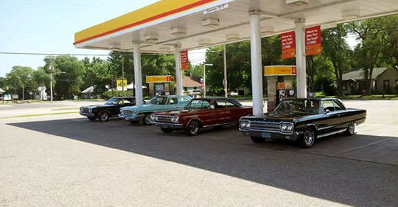 Shell Fuel and Gas Station in Waupaca, WI | Nelson's Shell